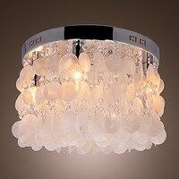 Flush Mount Modern LED Ceiling Light Fixtures Home Lighting Living Room Lights Plafon LED Ceiling Lamp