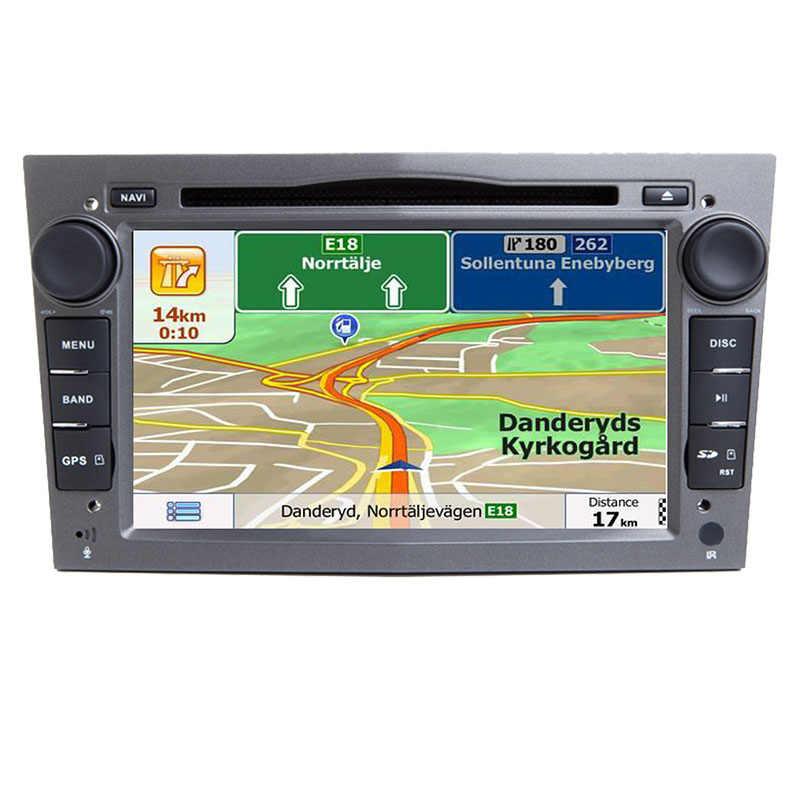 Android 9,0 автомобильный dvd-плеер для OPEL Vauxhall Astra H G J Vectra Antara Zafira Corsa Wifi GPS Радио стерео автомобильный мультимедийный плеер