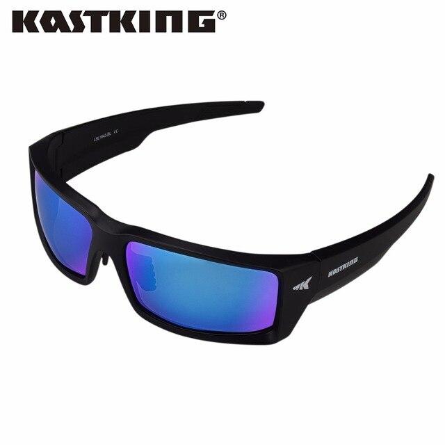 caf950657 KastKing Esporte Óculos de Sol, Lentes Polarizadas Espelho Cor, UV Proteção  Para Os Olhos