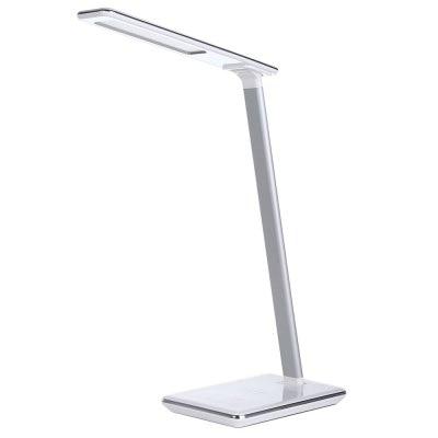 Original LED Table Lamp Modern Lampen Folding Eye Protection LED Desk Lamp With Wireless Desktop Charger USB Output Office Light