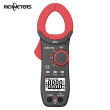 RICHMETERS RM901D Digitale Stroomtang 4000 telt NCV Auto-Ranging AC/DC Spanning Frequentie Weerstand Capaciteit Diod Tempera(China)