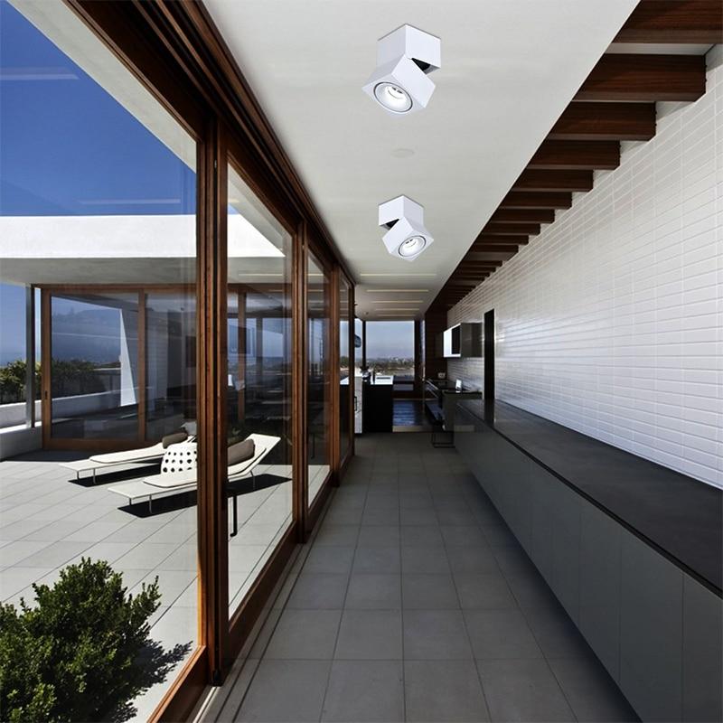 Luzes de teto