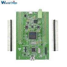 Diymore Stm32f4 découverte Stm32f407 Module de carte de développement de Cortex-m4 st-link V2 connecteur SWD 3 V/5 V Interface Micro-AB USB