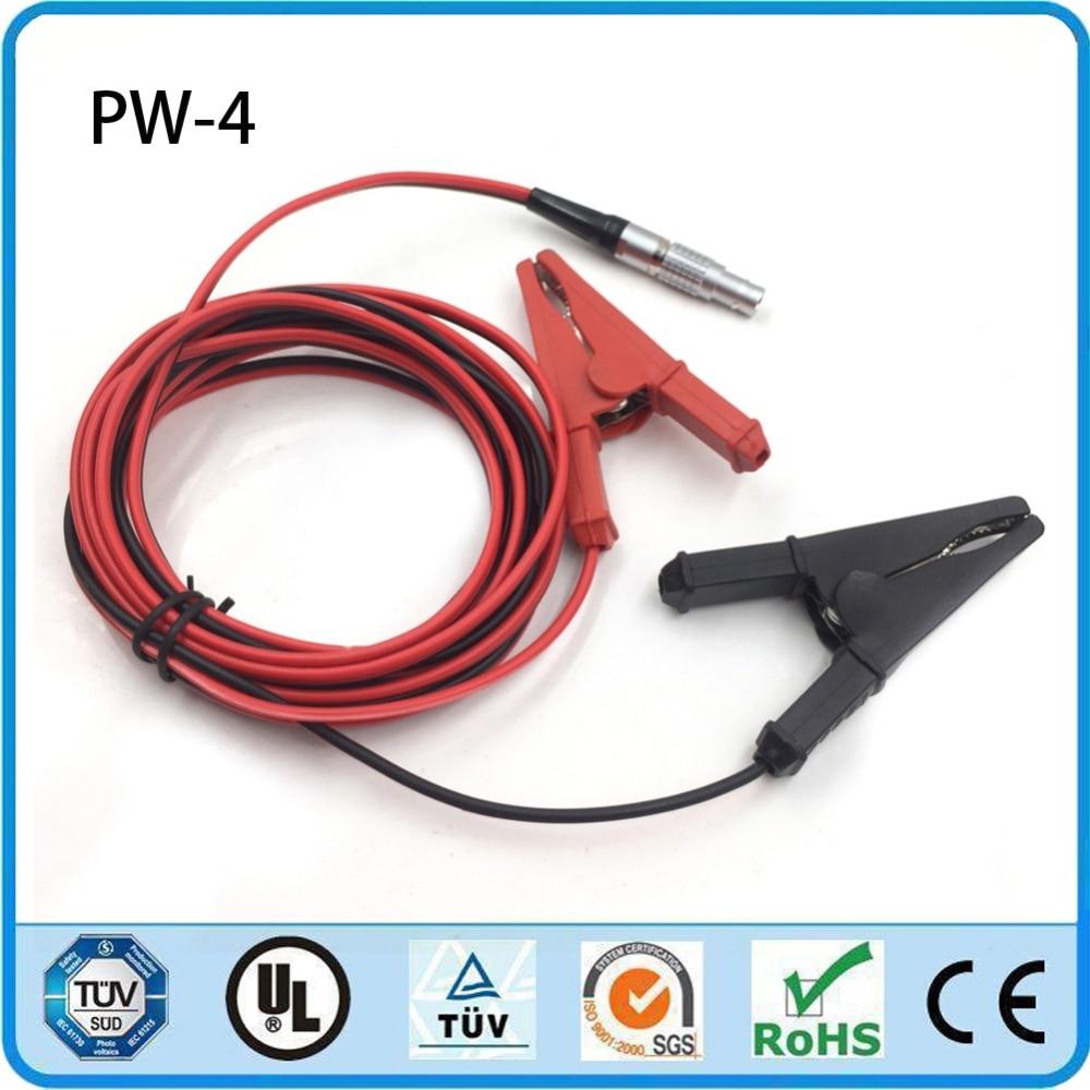 Hi target V8 V9 V10 V30 H32 RTK GPS PW 4 Storage battery External Power Cable