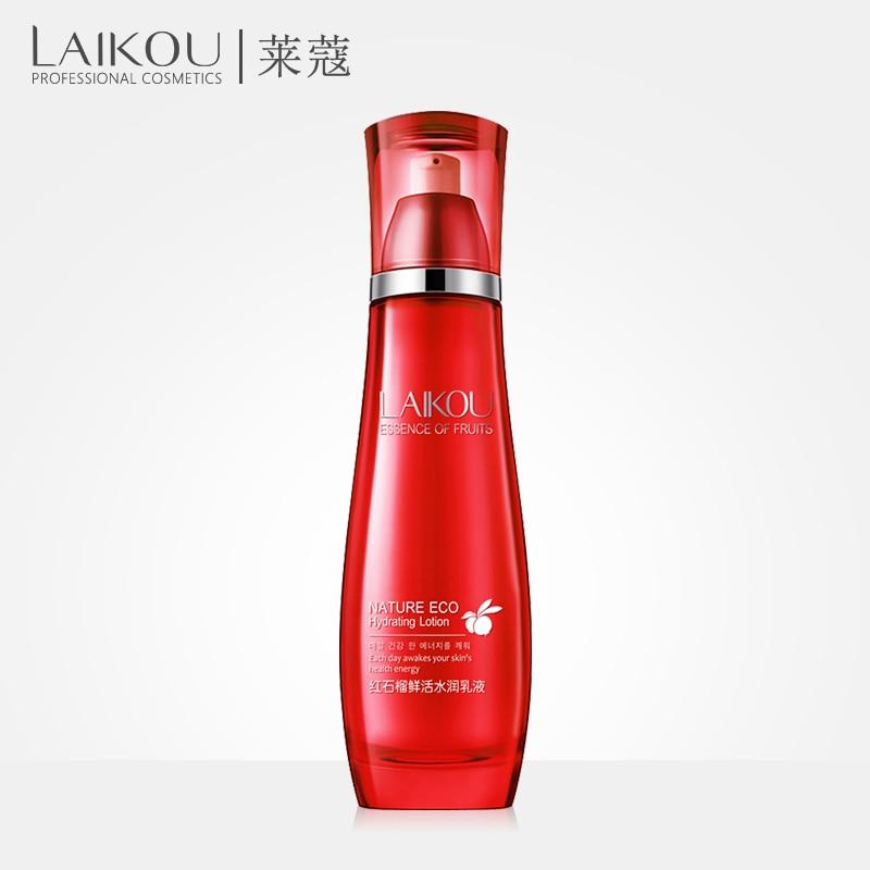 LAIKOU Red pomegranate lotion font b cream b font Nourishing Facial Face font b Cream b
