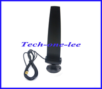 5 8ghz Antenne RP SMA Male Connector 5 8G 2 4Ghz 18dbi Omni Dual Band Antenna