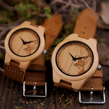 Wooden Watches for Lovers