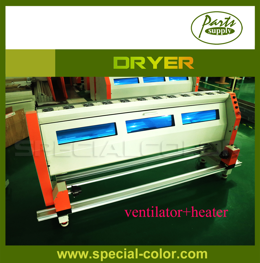 Factory Direct Printer Dryer 1.6m for Roland/Mimaki/Mutoh/Epson/HP hot sale 1000ml 6color sublimation ink for roland mimaki mutoh epson printer
