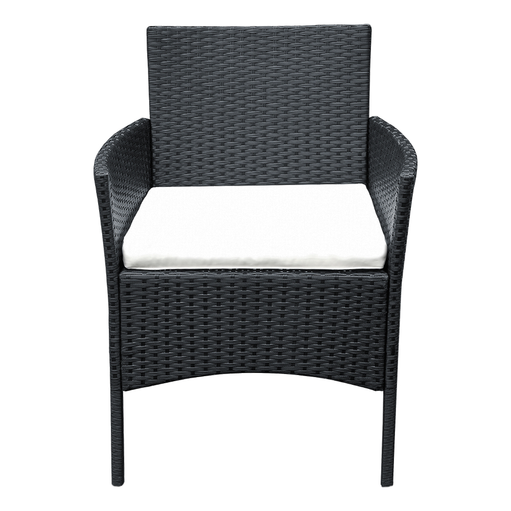 Rattan Sofa Chair Table 4pcs Rattan Sofa set Fast Delivery