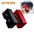 3d vr óculos automáticas dobráveis caixas de caso do telefone móvel céu google papelão realidade virtual para 4.0-6.0 polegada de smartphones
