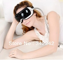 Hot Health Electric Magnetic Alleviate Fatigue Eye Care Relax Massager with Microcomputer Control