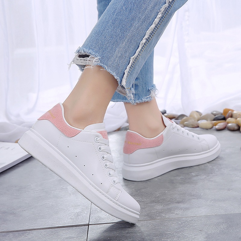 Fashion Vulcanized Women Shoes New 2018 Spring Autumn Famale Sneakers for Women Casual Shoes