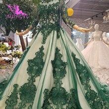AIJINGYU/свадебные наряды; винтажные платья принцессы для матери невесты; короткое платье; большие размеры; готические платья для свадьбы