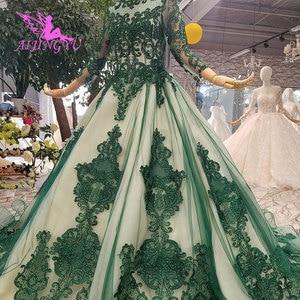 Image 1 - AIJINGYU ウェディング衣装ガウンヴィンテージ王女の母ショートプラスサイズゴシックドレス結婚式