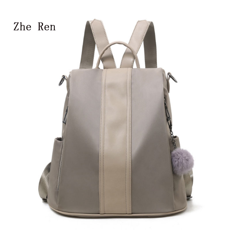 mochilas mujer 2018 For Teenage Girls School Bags Oxford style backpack fjallraven kanken mochila Backpacks sac a dos Travel Bag