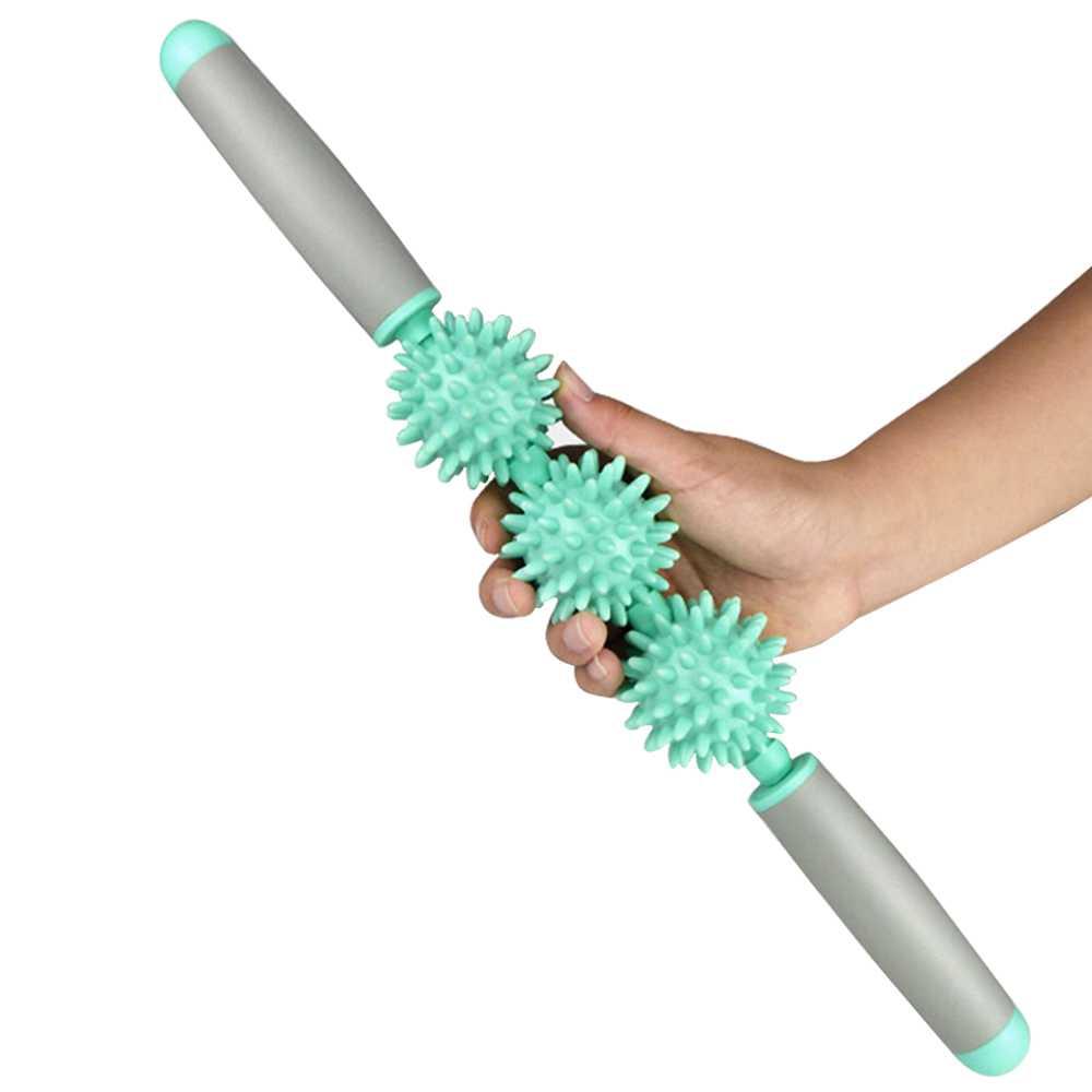 Hanriver escova massagem vara um meridiano saúde