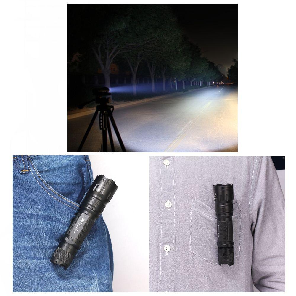 TK105 V6 LED flashlight (25)