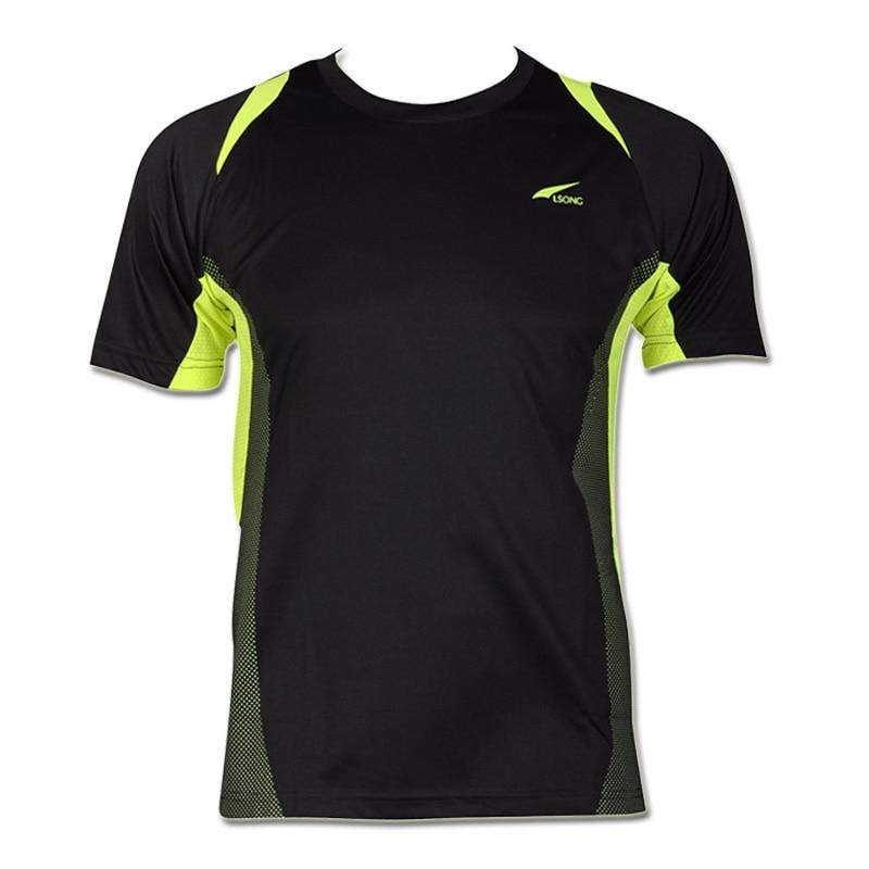 Nykomst 2019 män Designer T-shirt Casual Quick Dry Slim Fit tröja - Herrkläder - Foto 1
