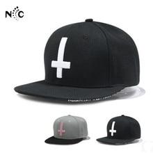 2017 New Street dance hip hop Bordado Cruz SnapBack Snap back Gorras de  béisbol sombreros sombrero 1ca27031589