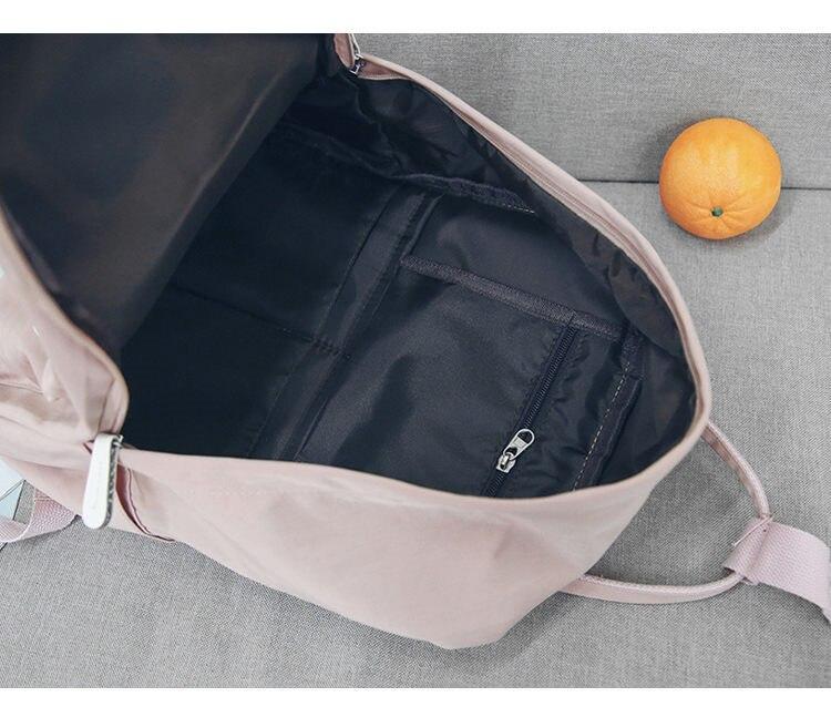 água sacos de escola para adolescentes grandes