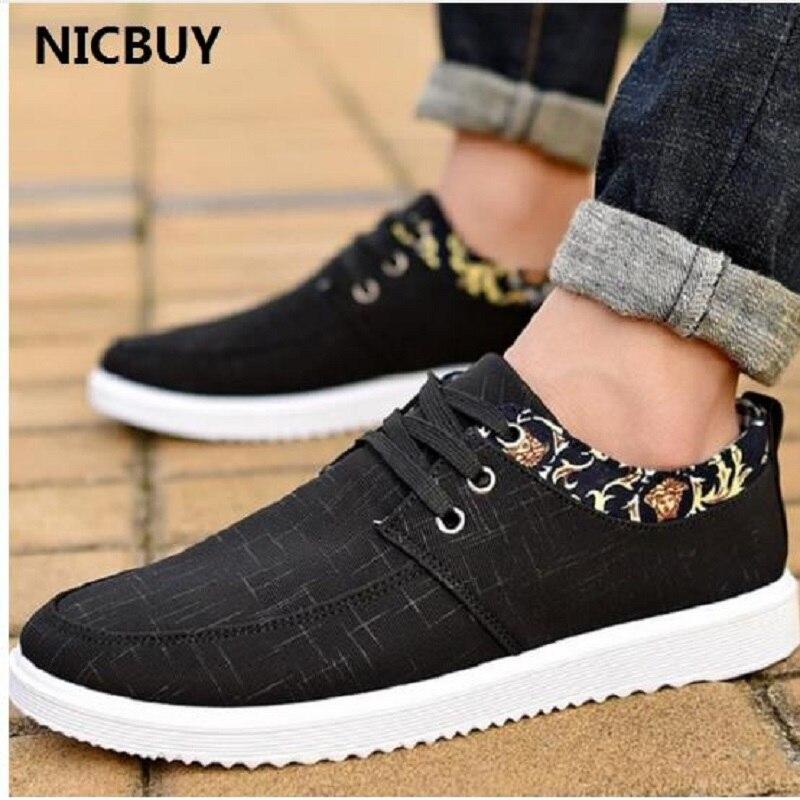 2018 nicbuy (nicbuy) Adolescentes, niños y niñas zapatos casuales. Estudiantes ST01236