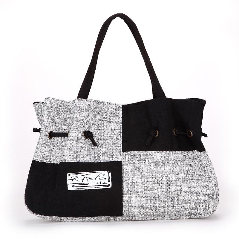Borse Donna tracolla Grandi Viaggio Винтаж estive Marca Famosa сумка женская сумка Особенности Леди Ретро Элегантный льняная сумочка