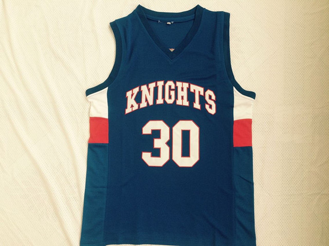 d3abcf375529  30 Stephen Curry Charlotte Christian Knights High school Men s Throwback  Jersey