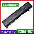 4400 mah 10.8 v bateria para toshiba satellite a100 a80 m105 m100 m100-st5000 a105-s4000 m105-s3000 m115-s3000 m40 m45 m50 m55