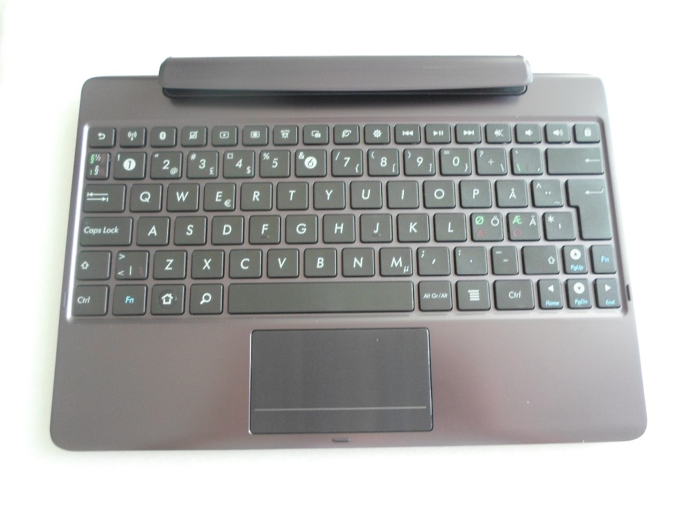 New Laptop keyboard for Asus Pad TF201 TF201 SWEDISH/NORWEGIAN/DANISH layout new laptop keyboard for asus 0kn80 1120fr00 black windows 8 french layout