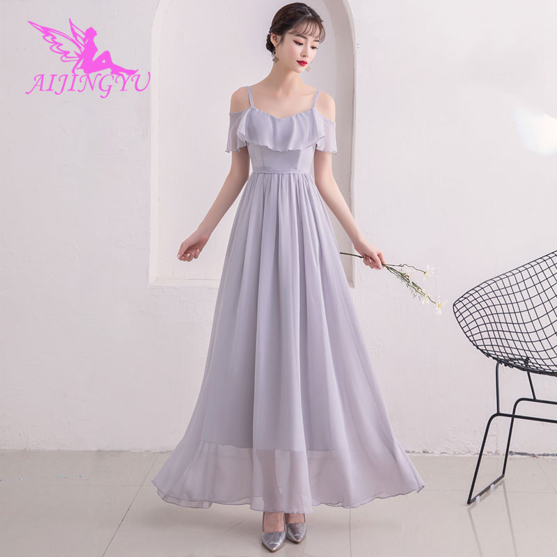 AIJINGYU 2018 wedding guest party prom   dress     bridesmaid     dresses   BN654