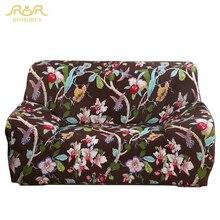 Floral Elastische Sofabezug Set Fr Wohnzimmer L Shaped Schnitt Sofa Armlehne Deckt Europischen Stil