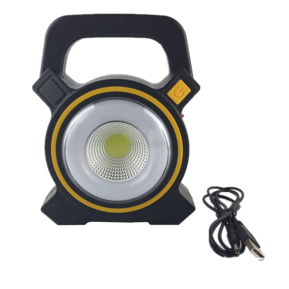 LED Outdoor Portable Lantern High Power Rechargeable Camping Lamp Work Light Night Fishing Searching Illumination