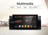 Wholesale Two Din 7 Inch Android 6 0 Car DVD Player For BMWE46 Wifi Support DAB