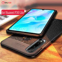 Pour Huawei P30 Lite Étui En Cuir Style Housse Antichoc TPU Téléphone étui pour Huawei P 30 Lite P30 Pro Housse Pleine Protection Pare-Choc