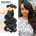 Brazilian Virgin Hair Body Wave 5 Bundles Deals 7 A Unprocessed Brazilian Body wave Brazilian Hair Virgin Human Hair Weave