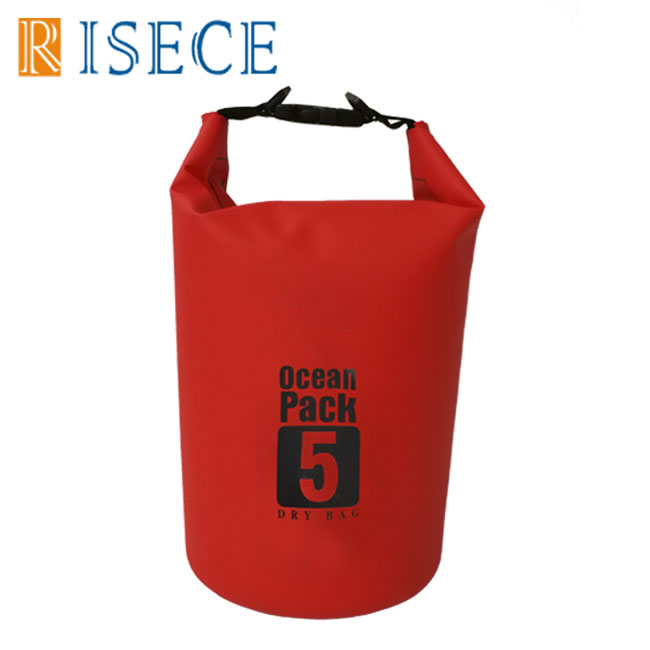 Водонепроницаемая водонепроницаемая сумка 500D PVC Ocean Pack 5L