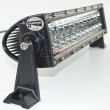 72w12V lámpara linterna de la luz del trabajo del led barra de luces de trabajo para el tractor truck off road accesorios ATV Coche niebla lámpara del punto