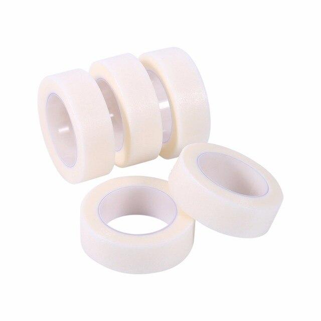 5 рулонов накладки для глаз нетканые под глазами патчи медицинская лента для ресниц индивидуальные накладные ресницы для наращивания ресниц инструмент для макияжа