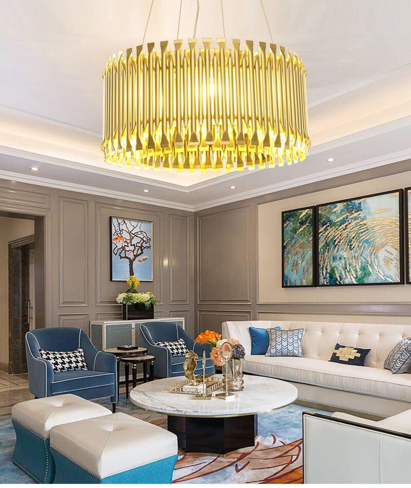 Подвесной светильник из смолы черного и белого цвета с изображением обезьяны для гостиной, художественный салон, кабинет, светодиодный све... - 5