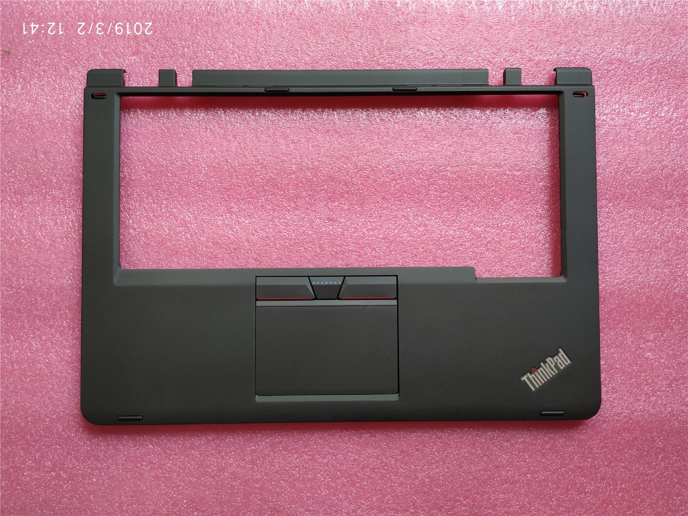 New Orginal for Lenovo ThinkPad Yoga 12 Palmrest Keyboard Bezel Cover Upper Case 00HN578 00HN577