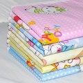 Recém-nascidos Mudando Almofadas Colchão da Cama de Bebê Mudando Pad 50x68 34x44 Fraldas para Recém-nascidos Trocador Do Bebê À Prova D' Água fralda