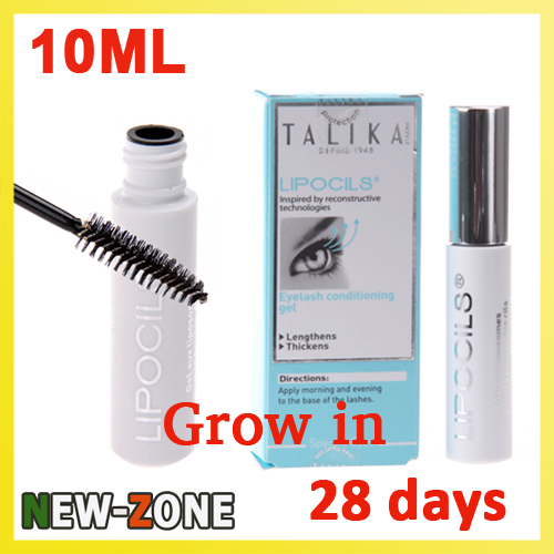 Hot Sale Talika Lipocils Lash Gel Eyelashes Growth 10 Ml Grow In 28 Days! Eye Mascara Factory Price  Free Shipping