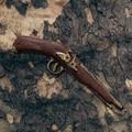 Американский стиль Бар Декор Пираты мушкет модель Винтаж Домашний Декор пистолет миниатюры фотографии реквизит подарок для мальчика друг - фото