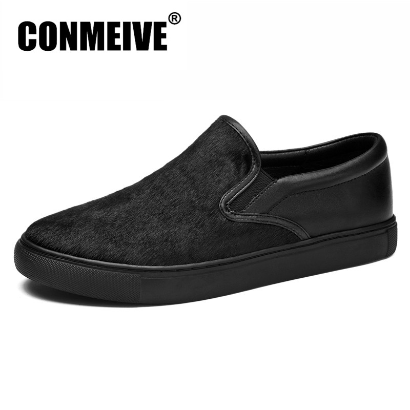 New Arrival Genuine Leather Loafers Men Shoes Soft Casual Mens Brand Flat Black Rubber Leisure Superstar Autumn Flats Shoe 2016 trend crocodile grain mens loafers genuine leather comfortable rubber soft bottom casual driving men shoe basic flats z616