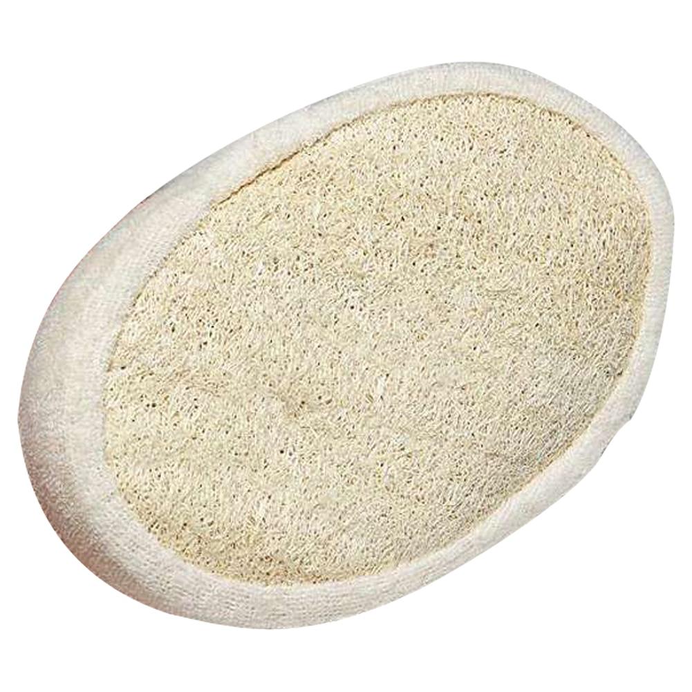 Bath Tool Natural Loofah Luffa Sponge Face Body Bath Shower Spa Exfoliator Scrubber Pad -27