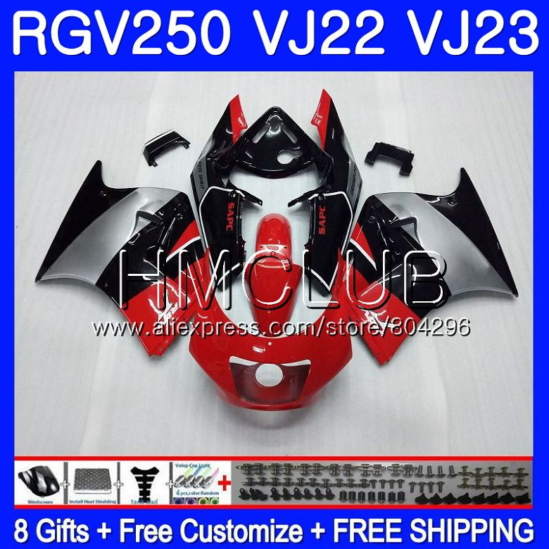 94 Suzuki Consumer Ratings: Body For SUZUKI VJ22 RGV250 88 94 95 96 97 98 38HM.16 RGV
