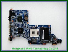 Free Shipping 630985-001 Motherboard HM55 For HP DV7-4000 motherboard 216-0774211 DAOLX6MB6H1 100% Tested 60 days warranty