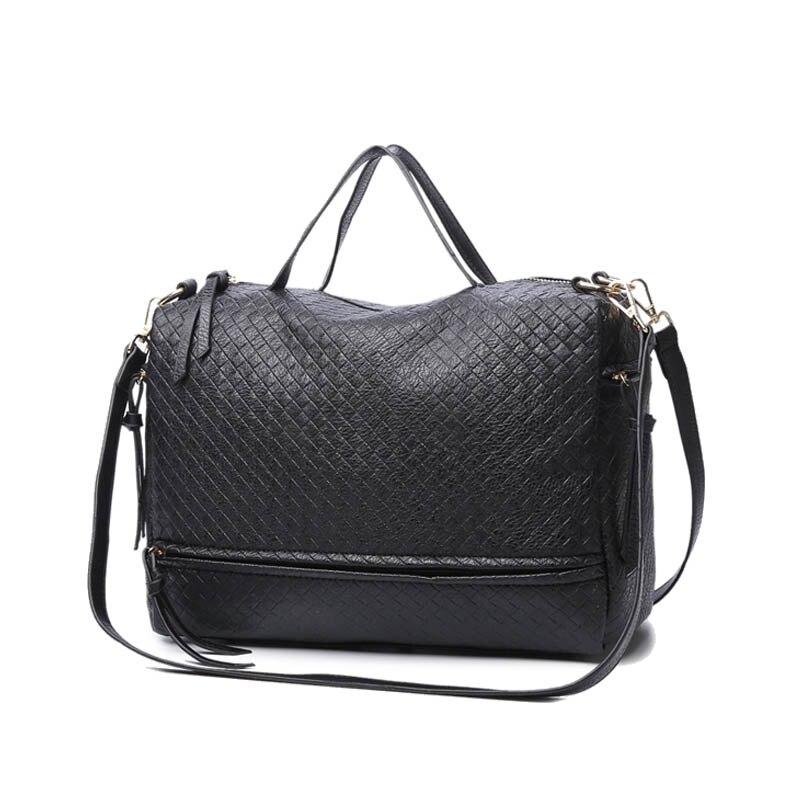 mulheres de couro grande bolsa Dureza : Suave