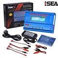 מכירה לוהטת HTRC iMAX B6 80 w 6A סוללה מטען Lipo NiMh ליתיום Ni-Cd הדיגיטלי RC מאזן מטען פורק + 15 v 6A מתאם