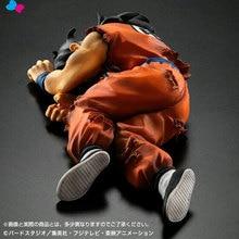 Kissen Anime Dragon Ball Z Super Saiyan Son Goku PVC Action Figure Collectible Toy For Kids Toys